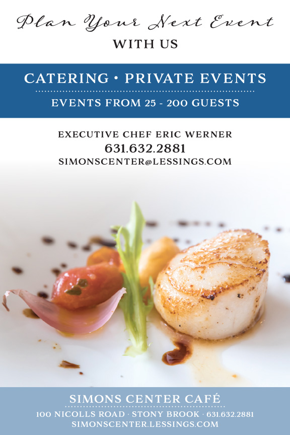 Learn more about our catering and private event services